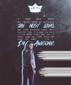 #Ruby 4x22 Lucifer Rising Quote #Supernatural #SPNS4