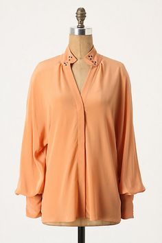 Halcyon Blouse #anthropologie