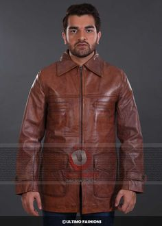 Grant Bowler Defiance Nolan Vintage Brown Leather Jacket  Quest and expedition reminds many of Indiana Jones and the incomprehensible adventures that took him many places. The legend of Indiana Jones was quite famous and still is referred to likes of such escorts and is referred to in discovery m