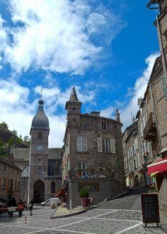 Murat, Auvergne, France