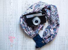 pasek do aparatu, camera strap #DSLRCamera #camerastrap #paskidoaparatu #photography #CameraAccessories #handmade #scraf