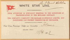 Of the 705 surviving passengers rescued, only about 8% were men....A first-class ticket in 1912 cost passengers around $4,375. If you adjust for inflation, that would have cost one of us about $104,360 per ticket today.