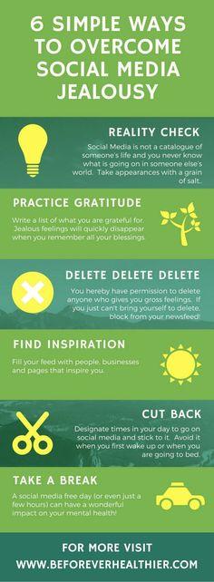 6 simple ways to overcome social media jealousy