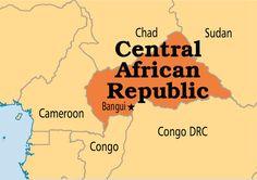 CENTRAL AFRICAN REPUBLIC,BANGUI(9)
