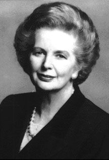 Regardless of your political leanings, there is no denying that Margaret Thatcher is one amazing woman.