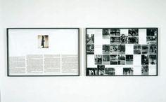 Sophie Calle, Filiature, 1981