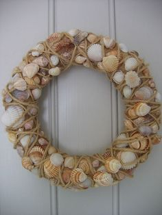 Seashells in Bondage - a 50 Shades by the Seashore kind of style.