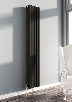Contemporary Special Design Aluminium Heated Towel Rails Radiator Carisa KARO