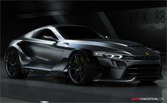 Aspid Cars Releases Images of GT-21 Invictus Hi-Tech Sports Car - AutoConception.com