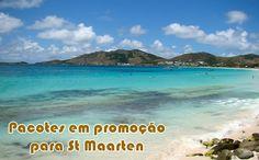 Pacotes em promoção para St. Maarten - North Holland #pacotes #viagens #promoção