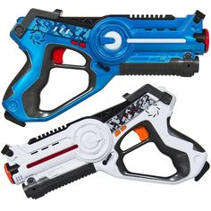 Multiplayer Mode 2 Pack Kids Infrared Laser Tag Gun - Nerf Gun - Ideas of Nerf Gun 4 Kids, Kids Toys, Shooting Range, Game Sales, Toy R, Light Of Life, Baby Play, Gifts For Boys, Girl Gifts