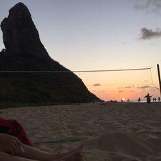 Final da tarde praia da Conceição!