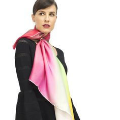 Luxury Silk Art Scarves By Phillip Ayers Paris Shoot Fashion Accessory How to tie a scarf Silk Chiffon Silk Twill Silk Modal Stained Glass Silk Twill Scarf Silk Art, Color Show, Colour, Silk Scarves, Silk Chiffon, Fashion Accessories, Kimono, Sari, Mauve