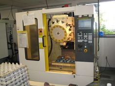 1998 FANUC Robodrill T14-iA CNC VMC with Video!
