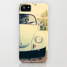 bug love iPhone Case by Beverly LeFevre - $35.00
