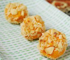 Skinny Holiday Recipes: Sweet Potato Puffs. #SkinnyHolidaySweeps
