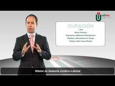 Máster Universitario en Asesoría Jurídico-Laboral http://www.udima.es/es/master-asesoria-juridico-laboral.html