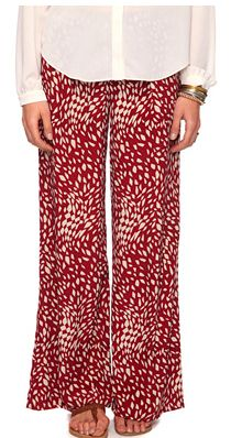 Speckled Palazzos