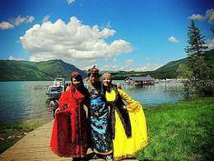 新疆~喀納斯湖水怪-變色-枯木-佛光~圖瓦人裝扮節日傳說~百花園~瘋狂爆怪遊(9) @ 燕青大美女部落格 :: 隨意窩 Xuite日誌