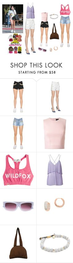 """""""You Need A Short..**"""" by yagna ❤ liked on Polyvore featuring Forte Couture, Ermanno Scervino, Simone Rocha, Wildfox, Elie Saab, RetroSuperFuture, Bronzallure, Romeo Gigli, Gorjana and vintage"""