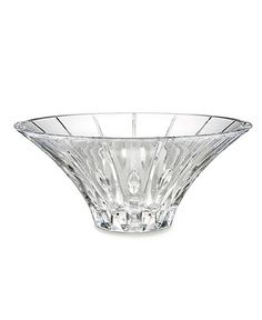 """Marquis by Waterford Crystal Bowl, 10"""" Sheridan Flared - Bowls & Vases - Home Decor - Macy's"""