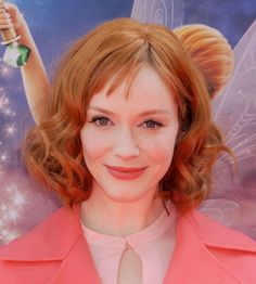 What Do You Think of Christina Hendricks' New Bangs?