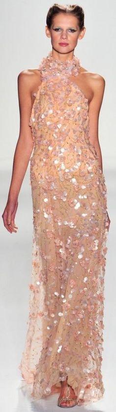Allure! Designer Gown Fashion Dress Venexiana  2014