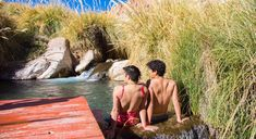 SAN PEDRO DE ATACAMA   CHILE   TOURS Puritama Hot Springs Shuttle + Entrance fee - Take the Puritama Hot Springs Shuttle and enjoy a revitalizing bath, considered as one of the best hot springs in Chile. Includes entrance fee. - 💵 Price per person: US$ 50.89 per person. ⏱️ Times: 8:00 am to 1:00 pm ⏳ Duration: 5 hours. - #sanpedrodeatacama #chile #atacama #atacamadesert #desiertodeatacama #desertodoatacama #travel #calama #desert Benz Sprinter, Chile Tours, 5 Hours, Hot Springs, Land Scape, Entrance, Bath, Times, Couple Photos