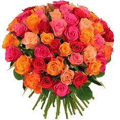 1000 images about fleurs orange on pinterest bouquets rouge and roses. Black Bedroom Furniture Sets. Home Design Ideas