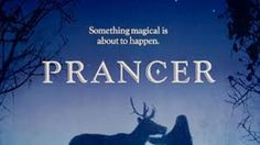 Prancer (1989) All about love, loss, and believing.  Don't lose heart! #divorce #bereavement #depression #christmas