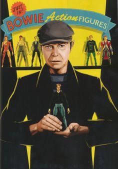"oracionessucias: "" David Bowie by The Red Dress """