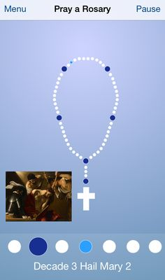 A look at Rosary apps for the Rosary month