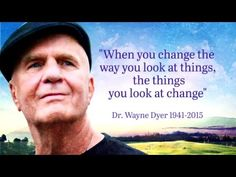 The Hay House family is saddened beyond words over the passing of Dr. Wayne Dyer. Join us as we remember his motivating, uplifting and inspiring guidance in ...