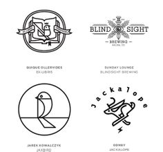 Logo Lounge, for the past ten years, has posted annual logo design trend reports and they have just released the 2013 logo design trends report. Pub Logo, Restaurant Logo, Logo Sign, Circle Logo Design, Circle Logos, Best Logo Design, Graphic Design Tools, Logo Design Trends, Logo Design Inspiration