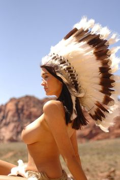 For peta todd nude native american women variant, yes