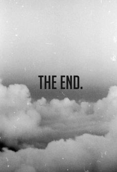 THE END. Not even a goodbye.just the end forever. Sad Quotes, Quotes To Live By, Life Quotes, Inspirational Quotes, Inspirational Backgrounds, Image Swag, Roman Photo, How I Feel, Wise Words