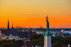 Monument of Freedom. Riga