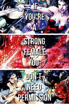 Thanks for the reminder Wonder woman