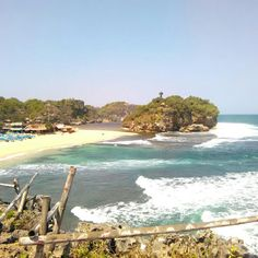 Taken from last holiday at Drini Beach, Jogjakarta - Indonesia