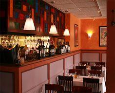 Arugula in West Hartford, CT. One of our favorite restaurants.
