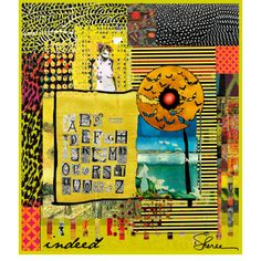 collage by sheree burlington