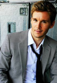 Have you seen this guy on True Blood?  For as innocent and sweet as he looks....it's all a photographic illusion.  :)
