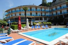 Hotel Caribe Brenzone Set on the shores of Lake Garda, Hotel Caribe is 6 km from the centre of Brenzone. This property offers a garden with free outdoor pool, a restaurant, and free WiFi throughout.
