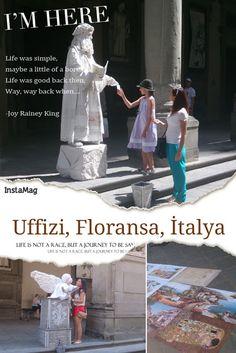 Floransa: İtalya uffizi
