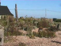 ▶ Derek Jarman's Garden - YouTube this is my all time favourite garden.  best video I've seen of it yet