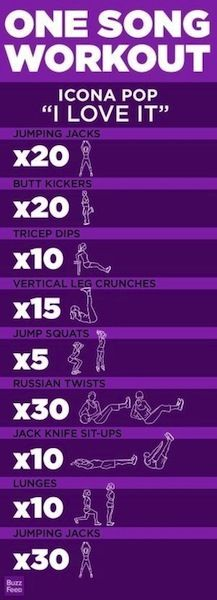 Fresh Friday: Quick Workouts! – Khloe Kardashian official web site