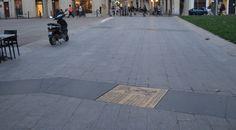 señaletica, murallas de Marsella