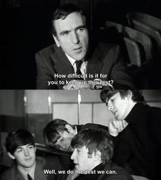 """15 Hilarious Beatles Memes That Are Bigger Than Jesus - Funny memes that """"GET IT"""" and want you to too. Get the latest funniest memes and keep up what is going on in the meme-o-sphere. Beatles Quotes, Beatles Funny, Beatles Love, Les Beatles, Beatles Art, Beatles Guitar, Beatles Songs, John Lennon, Liverpool"""