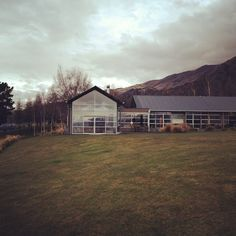 "Winter at Whare Kea Lodge in New Zealand @tashstravels's photo: ""Morning!"""