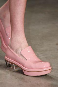 Simone Rocha Autumn/Winter 2013    London Fashion Week ~~~~~~~~~~ UGHHHH. I want these shoes so bad...